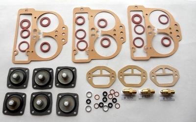 Carb rebuild kits WEBER-SOLEX-DELLORTO -