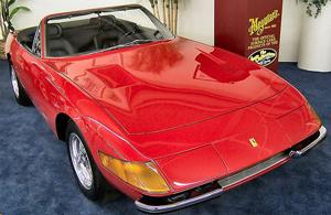 Ferrari Daytona Parts