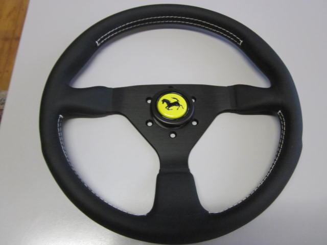 ferrari 328 steering wheel. Black Bedroom Furniture Sets. Home Design Ideas