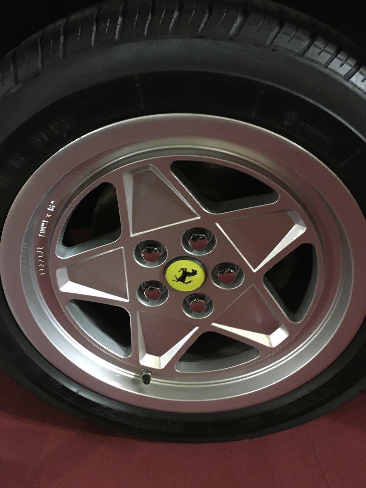 Ferrari 308 Wheel