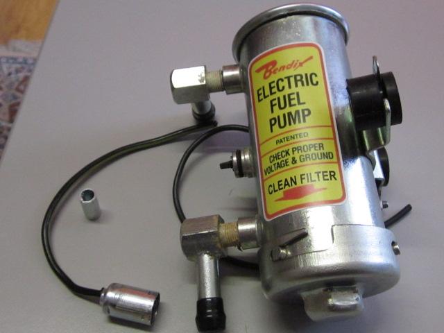 fuel pump bendix