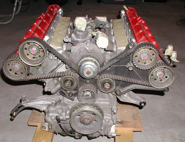 Ferrari 348 Parts