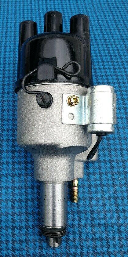 Fiat 500 F-L (N-D) – new distributor