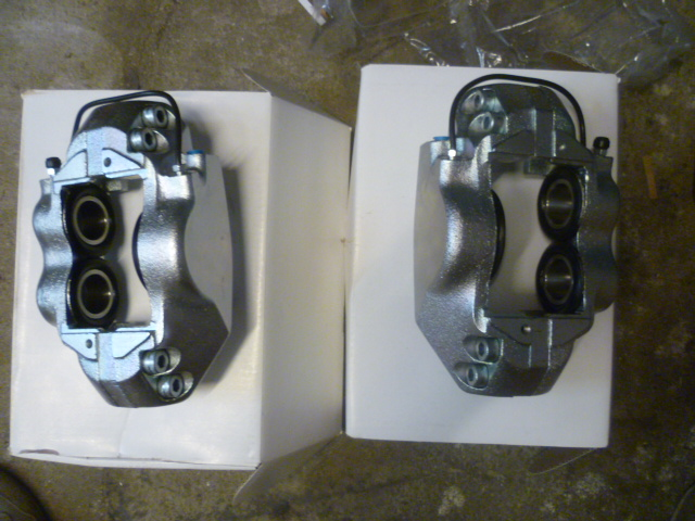 ISO RIVOLTA  Front/Rear Calipers  Girling