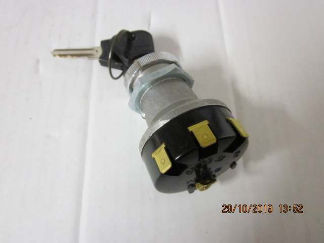 "Ferrari  ORIGINAL CEAM ignition switch, , complete with ORIGINAL ""CEAM TORINO"" KEY."