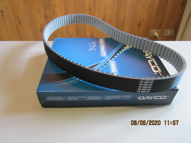 154378  Timing/Cam Belt   355/360   181610/184986  Dayco