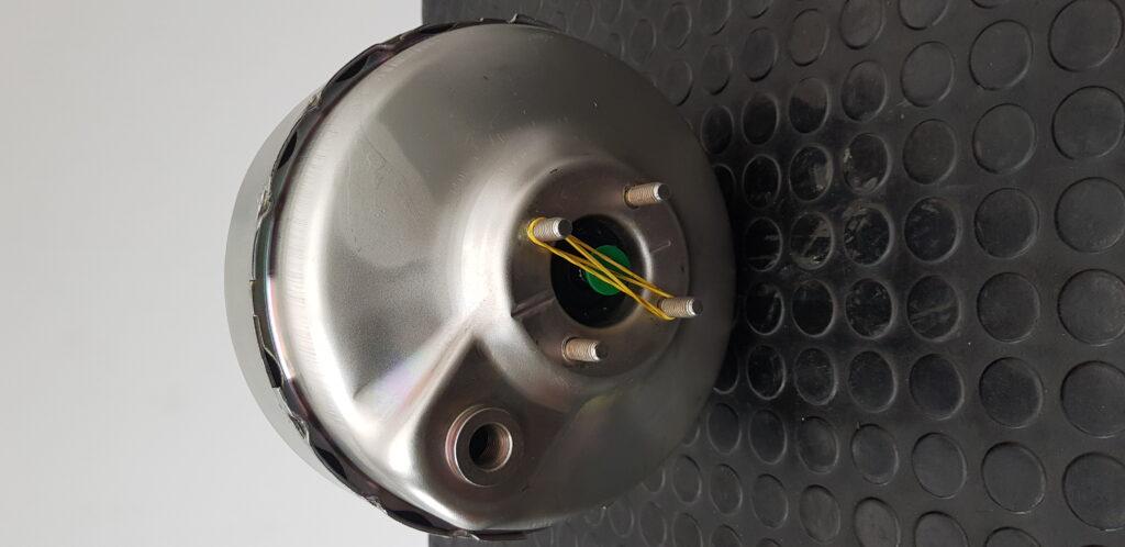 "Fiat Dino  2000  Brake Booster  8"""
