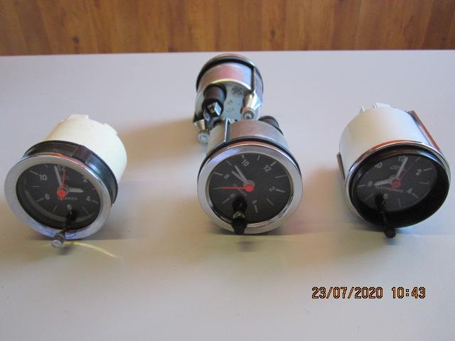Ferrari  206/246  Fiat Dino   Clock   mm  53